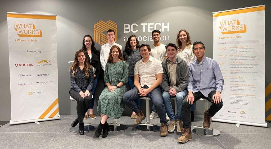 GrantMe Team - BC Tech